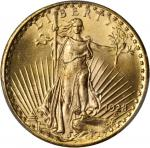 1928 Saint-Gaudens Double Eagle. MS-65 (PCGS).