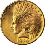 1926 Indian Eagle. MS-64 (NGC).