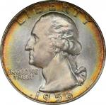 1956-D Washington Quarter. MS-67 (PCGS). CAC.