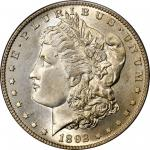 1892-S Morgan Silver Dollar. MS-68 (PCGS).