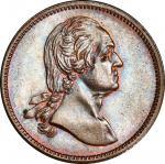 Circa 1864 Great Central Fair medalet, Philadelphia. Musante GW-672, Baker-363A, Julian CM-43, Fuld