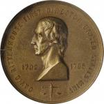 1944 United States Assay Commission Medal. Bronze. 51 mm. By Mint Engraving Staff and John R. Sinnoc
