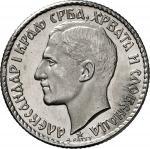 Serbie / Yougoslavie  Alexandre I, 1921-1934.