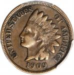 1909-S Indian Cent. VF-35 (PCGS).