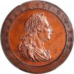 GREAT BRITAIN. Penny, 1797. George III (1760-1820). PCGS PROOF-66 BN.