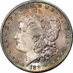 1883-S Morgan Silver Dollar. MS-65 (ANACS).