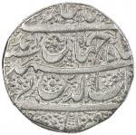 Lot 2402 MUGHAL: Shah Jahan I, 1628-1658, AR rupee 4011.11g41, Daulatabad, year one, KM-222.6, lovel