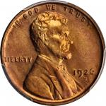 1926-S Lincoln Cent. MS-64+ RD (PCGS).