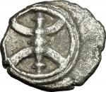 Etruscan Coins, Etruria, Populonia. AR Unit, 4th century BC. Vecchi EC I, 19 (unrecorded die). HN It