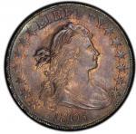 1805 Draped Bust Half Dollar. Overton-111. Rarity-2. MS-61 (PCGS).PCGS Population: 2, 2 finer