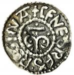 Mercia, Cynethryth (?after 798), Penny, Light Coinage, Canterbury, Eoba, 1.25g, 12h, + CFNE蠷F??REGIN