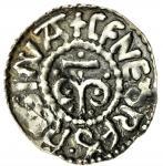 Mercia, Cynethryth (?after 798), Penny, Light Coinage, Canterbury, Eoba, 1.25g, 12h, + CFNE蠷F??REGIN