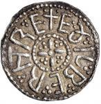 794年东安格利亚赫尔伯特二世便士 极美 helberht II Penny