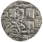 CHAGHATAYID KHANS: temp. Qaidu, 1270-1302, AR dirham (1.69g), Almaligh, AH679, A-1985, standard desi