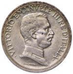 Savoy Coins;Vittorio Emanuele III (1900-1946) 2 Lire 1916 - Nomisma 1165 AG Una modesta macchia al D