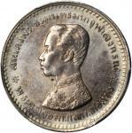 1876-1900年1/4铢。PCGS MS-62