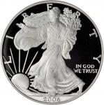 Complete 2006 20th Anniversary Silver Eagle Set. (PCGS). Secure Holder.