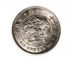 明治三十七年(1904年)日本一圆银币