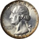 1953-S Washington Quarter. MS-68 (NGC).
