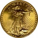 1927 Saint-Gaudens Double Eagle. MS-63. OH.