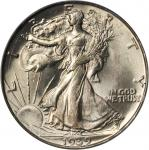 1939-D Walking Liberty Half Dollar. MS-65 (PCGS).