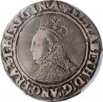 GREAT BRITAIN. Shilling, ND (1560-61). Elizabeth I. PCGS VF-30 Gold Shield.