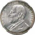 1920 Manila Mint Opening (Wilson Dollar). HK-449. Rarity-4. Silver. MS-63 (NGC).