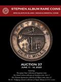 SA2020年6月加州(#37)-钱币专场