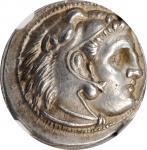 MACEDON. Kingdom of Macedon. Philip III, 323-317 B.C. AR Drachm (4.29 gms), Sardes Mint, ca. 322-319