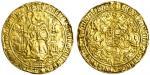 Henry VII (1485-1509), Sovereign, type V, 15.10g, mm. lis / cross crosslet, henricvs dei gracia rex