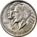1938-S Arkansas Centennial. MS-67 (PCGS).