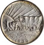 1939-D Oregon Trail Memorial. MS-65 (PCGS). OGH--First Generation. CAC.