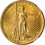 1928 Saint-Gaudens Double Eagle. MS-64 (NGC).