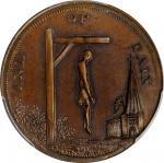 Great Britain--Middlesex. 1797 End of Pain Halfpenny Token. D&H-835, W-9006. Copper. Plain Edge. AU-