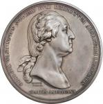 Washington Before Boston medal. Fifth Paris Mint issue (ca. after 1880). First Issued Obverse (In Re