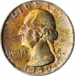 1950 Washington Quarter. MS-67+ (PCGS).