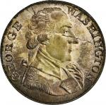 Undated (ca. 1801?) Washington Success token. Large size. Baker-265, Musante GW-41, W-10900. MS-64 (