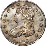 1828 Capped Bust Quarter. B-1. Rarity-1. MS-64 (NGC).