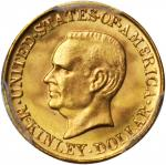 1917 McKinley Memorial Gold Dollar. MS-66 (PCGS).