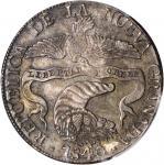 COLOMBIA. 1840-RS 8 Reales. Bogotá mint. Restrepo 194.3. AU-55 (PCGS).