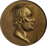 1959 United States Assay Commission Medal. Bronze. 62 mm. By George T. Morgan. JK AC-103a, Cunningha