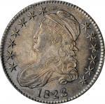 1823 Capped Bust Half Dollar. O-105. Rarity-1. MS-63 (PCGS). CAC.