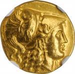 SYRIA. Seleukid Kingdom. Seleukos I Nikator, 312-281 B.C. AV Stater (8.53 gms), Babylon I Mint, ca.