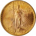 1914 Saint-Gaudens Double Eagle. MS-64 (PCGS).