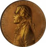 1937 United States Assay Commission Medal. Bronze. 58 mm. By John Reich and John R. Sinnock. JK AC-8