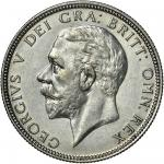 George V (1910-36), Florin, 1932, bare head left, rev. four crowned shields in saltire, sceptres in