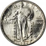 1924-S Standing Liberty Quarter. MS-67 (PCGS). CAC.