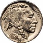 1938-D/S Buffalo Nickel. FS-511, OMM-001. MS-67+ (PCGS).