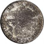 COLOMBIA.1841-RS 8 Reales. Bogotá mint. Restrepo 194.5. EF-45 (PCGS).