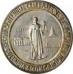 1936-D Columbia, South Carolina Sesquicentennial. MS-66+ (NGC).